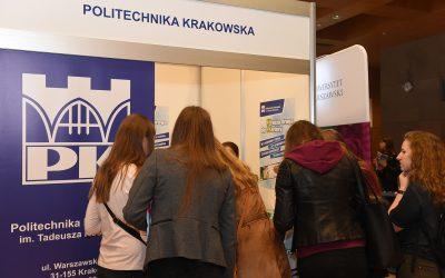 Politechnika Krakowska natargach edukacyjnych
