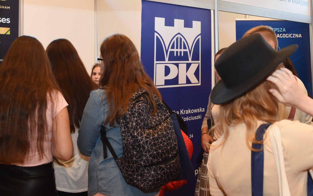 Politechnika Krakowska nawirtualnych Salonach Maturzystów